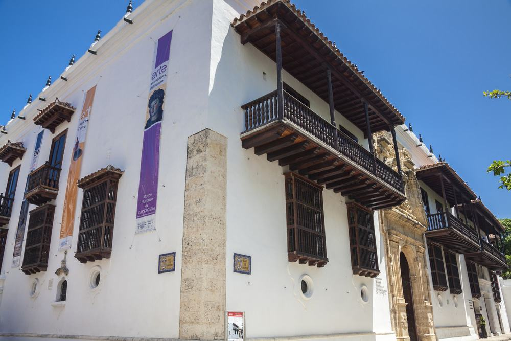 Palace of the Inquisition, Cartagena
