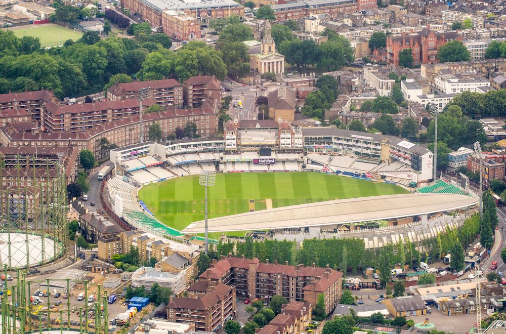 The Oval Cricket Grounds