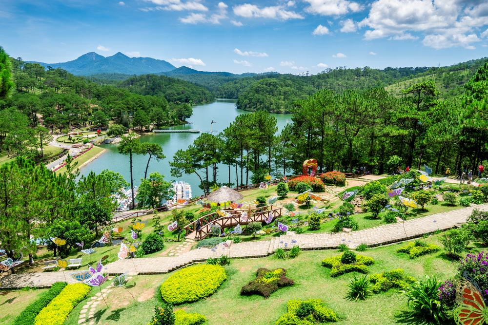 Valley of Love, Da Lat