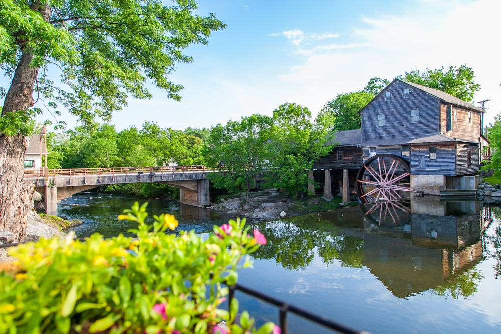 Pigeon Forge Mill, Tennessee