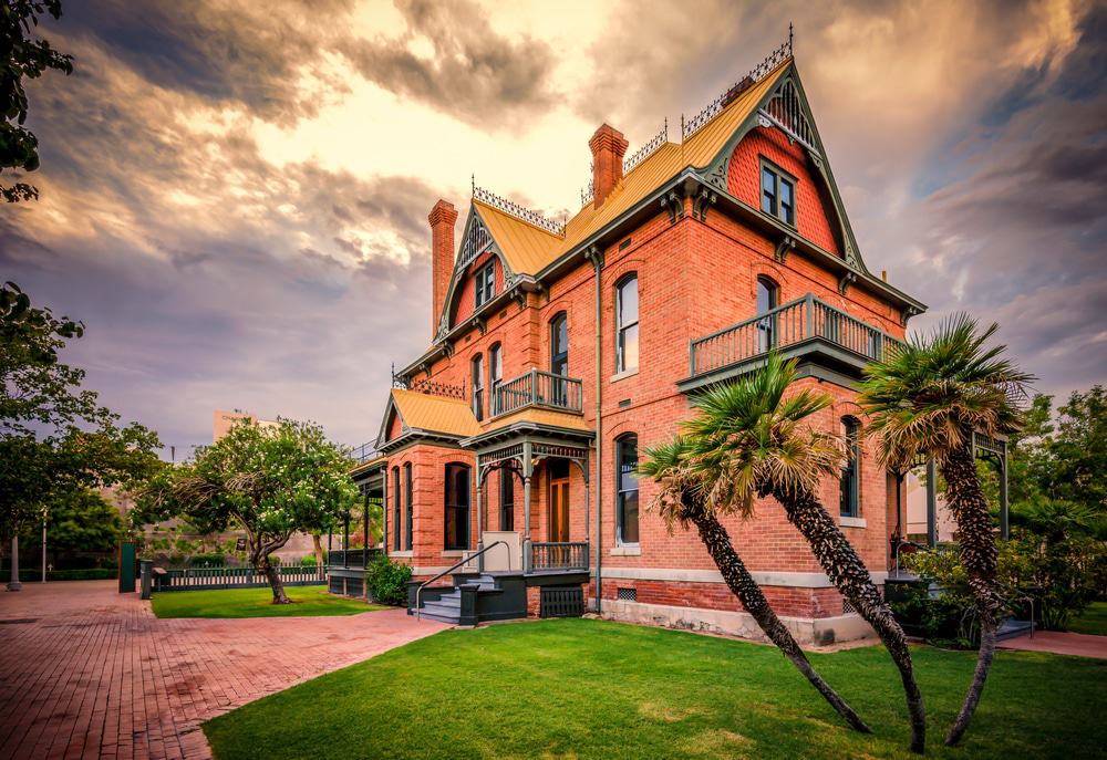 Rosson House, Heritage Square