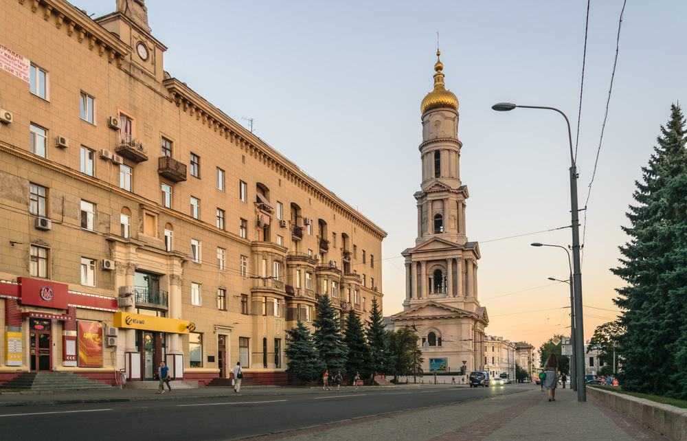 Assumption Cathedral, Kharkiv