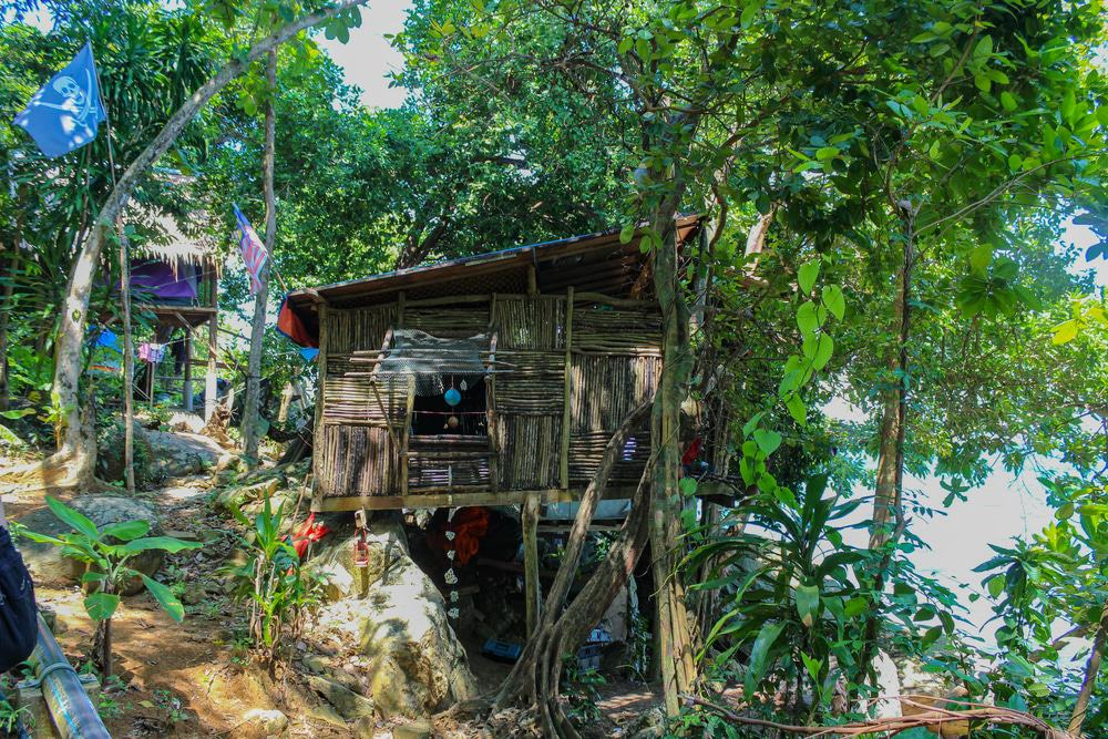 Tree House, Perhentian Kecil