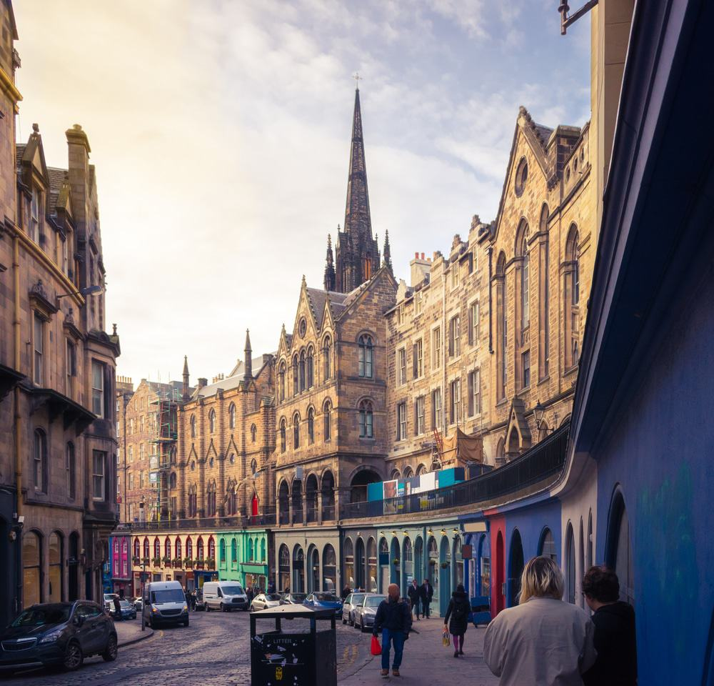 Old Town, Edinburgh