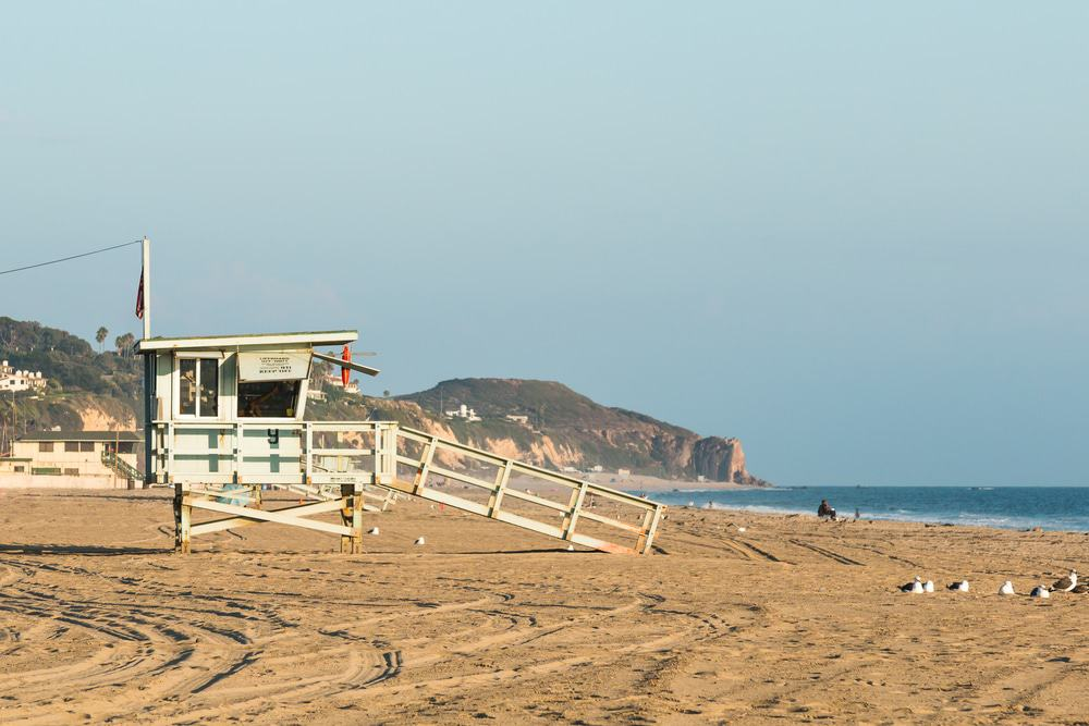 Zuma Beach, Malibu, California