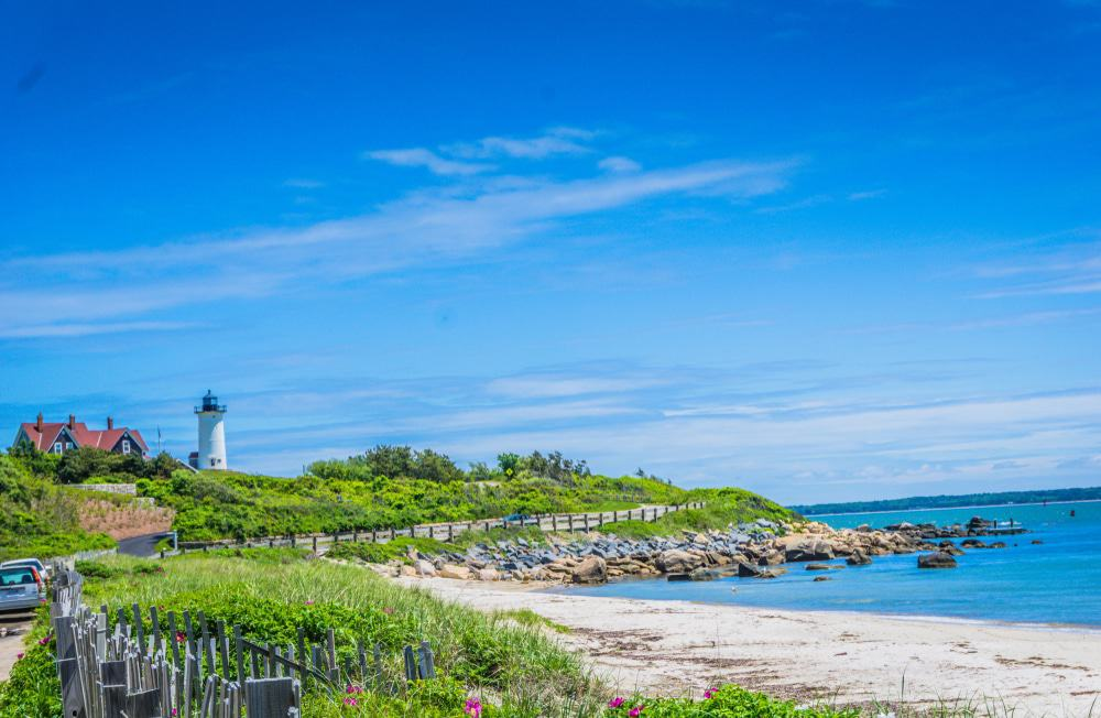 Chatham Lighthouse Beach, Massachusetts