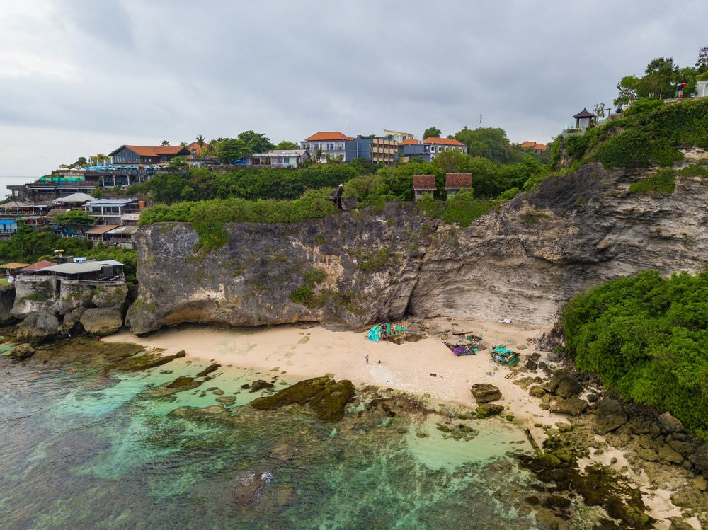 Suluban Beach, Uluwatu