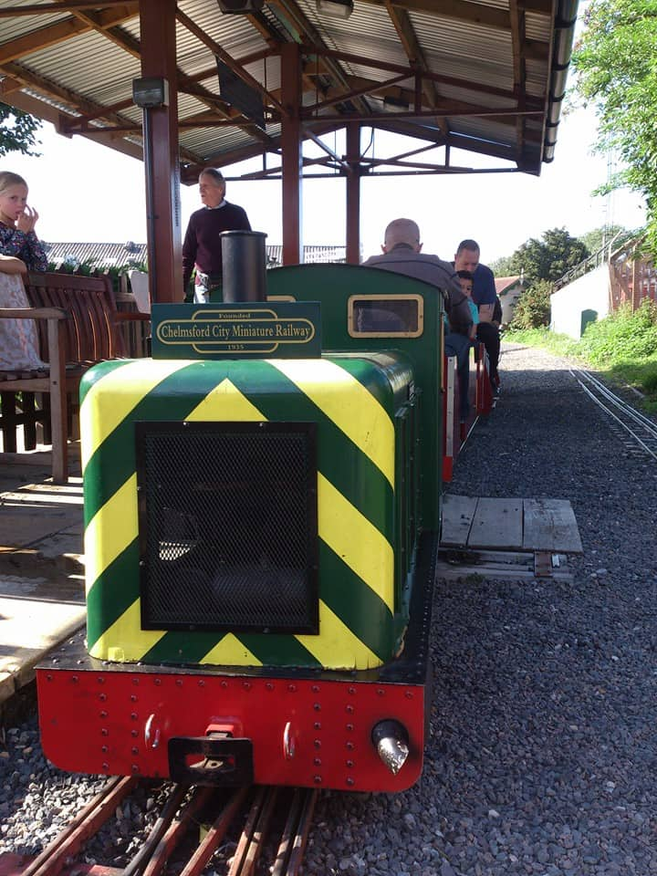 Chelmsford City Miniature Railway