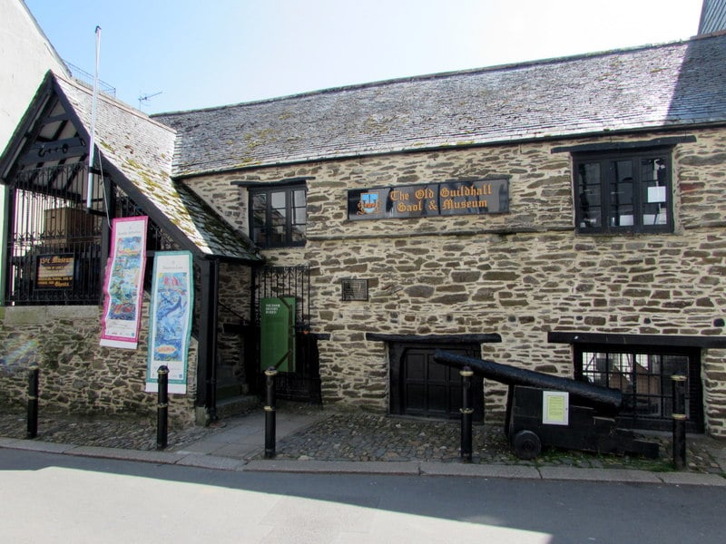 Old Guildhall Museum And Gaol
