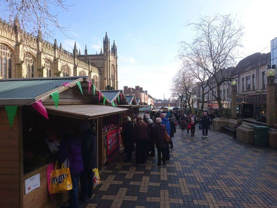 Wakefield's Festival Of Food, Drink & Rhubarb
