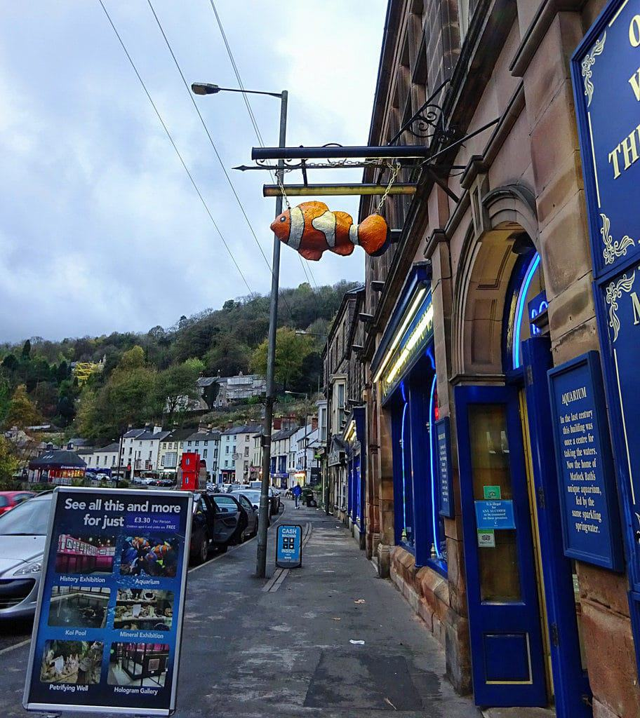 Matlock Bath Aquarium and Arcade