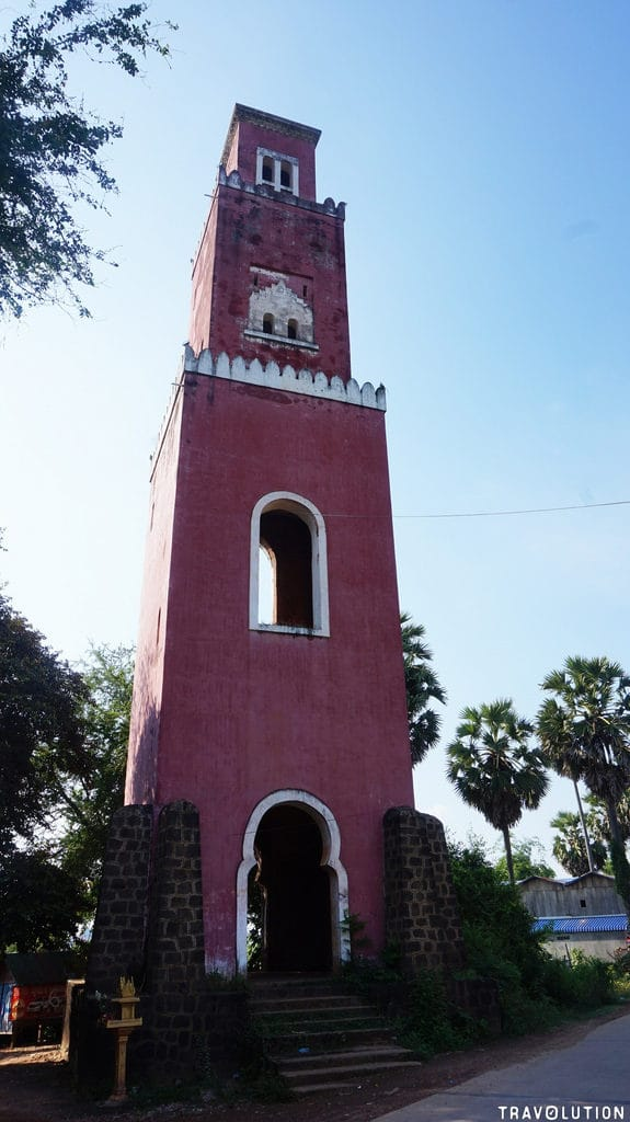 Old French Lookout Tower, Kampong Cham