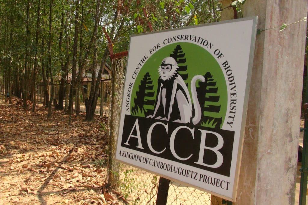 Angkor Centre for Conservation of Biodiversity