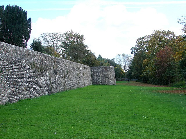 Chichester Walls