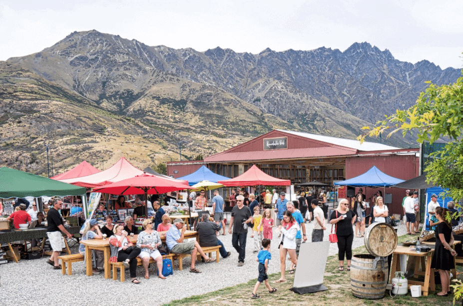 Remarkables Market, Queenstown