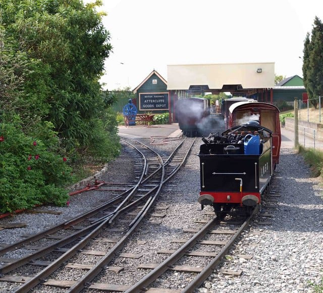 Cleethorpes Coast Light Railway