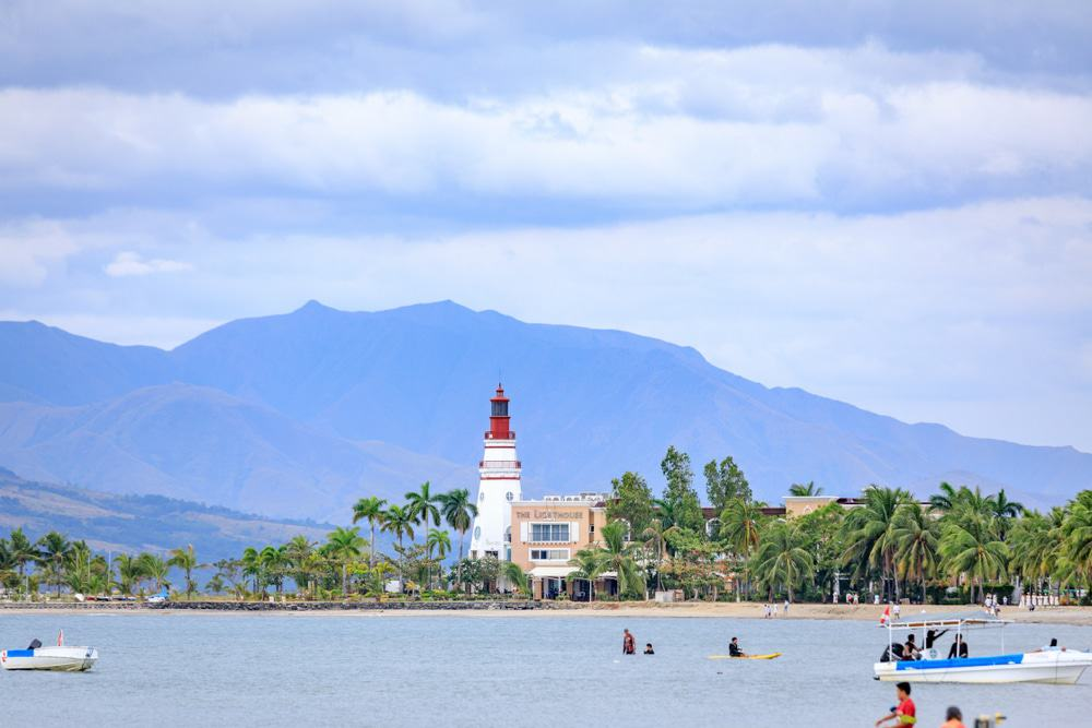 Subic Bay, the Philippines