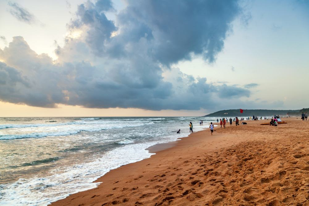 Colva Beach, South Goa