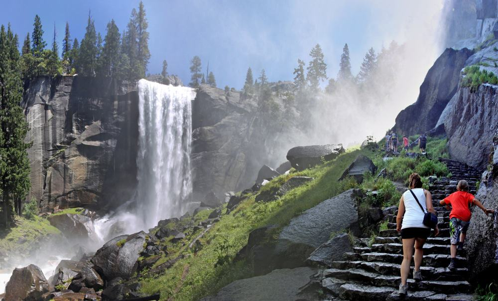 15 Amazing Waterfalls In California The Crazy Tourist