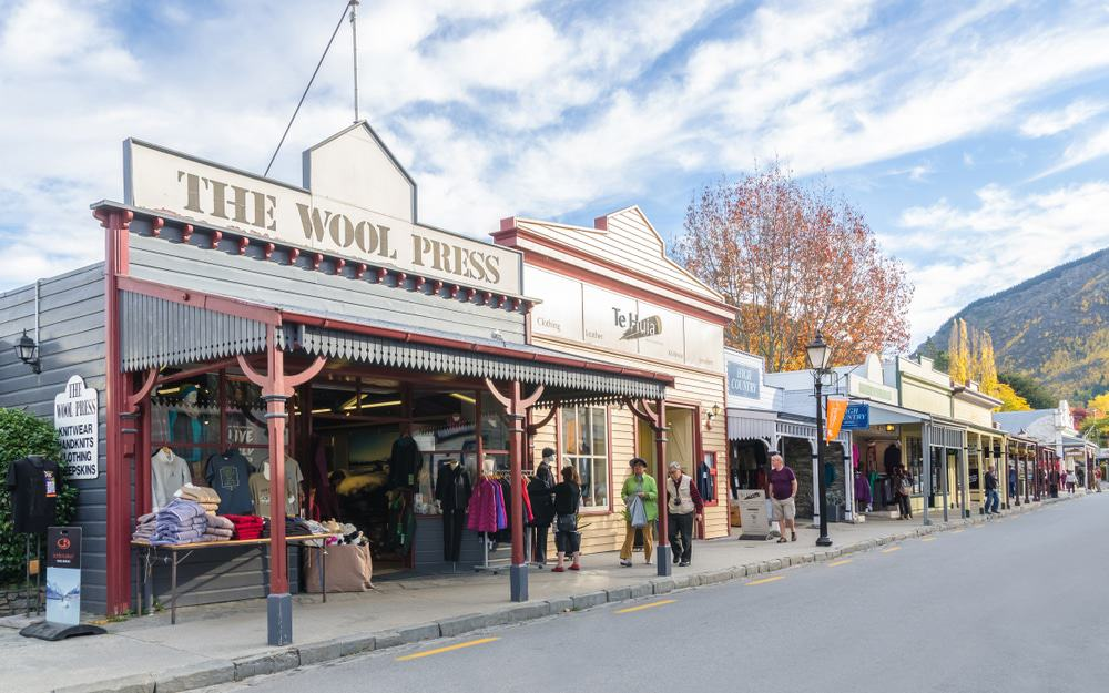 Historic Arrowtown, New Zealand