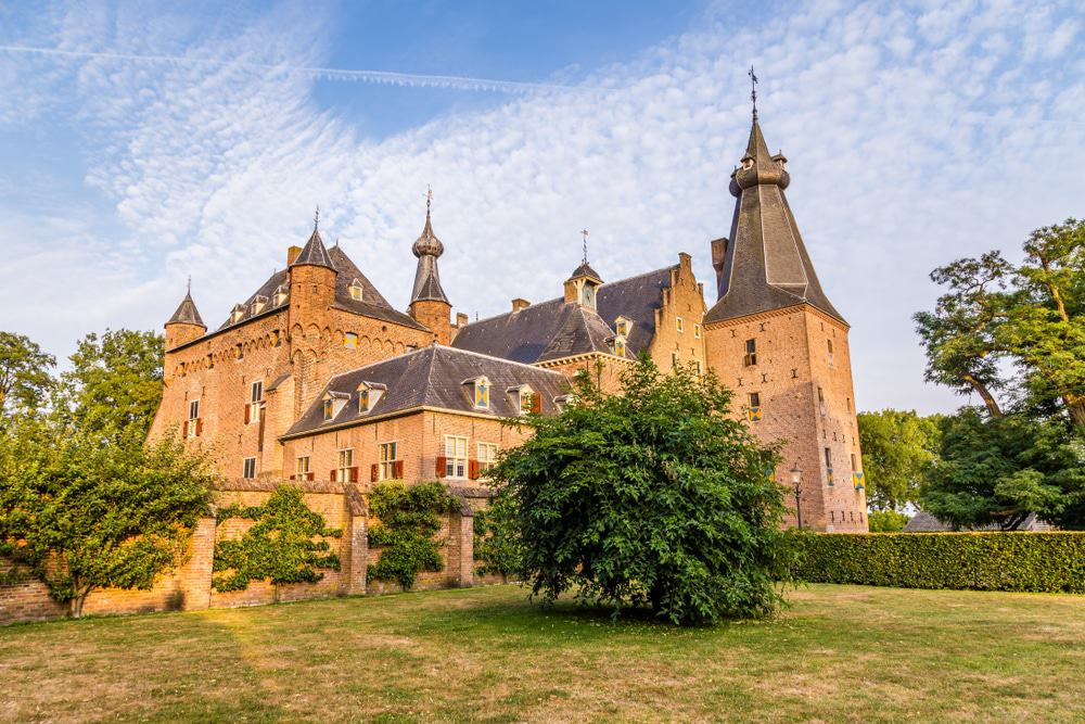 Doorwerth Castle, the Netherlands