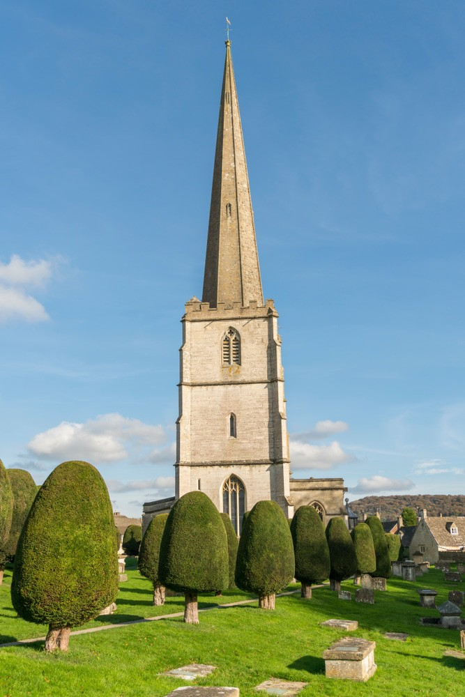 St Mary's Church Painswick
