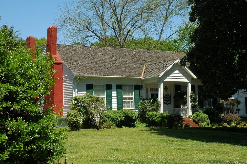 Helen Keller Birthplace