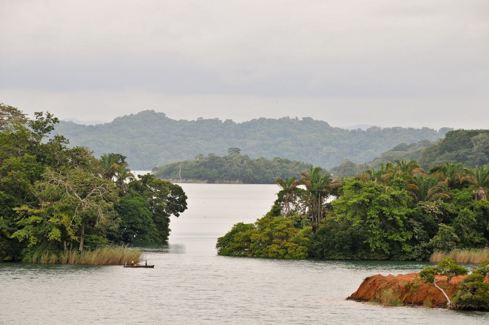 Lake Gatun, Panama