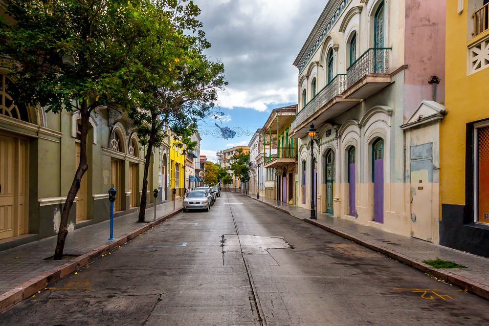 Ponce Historic Zone