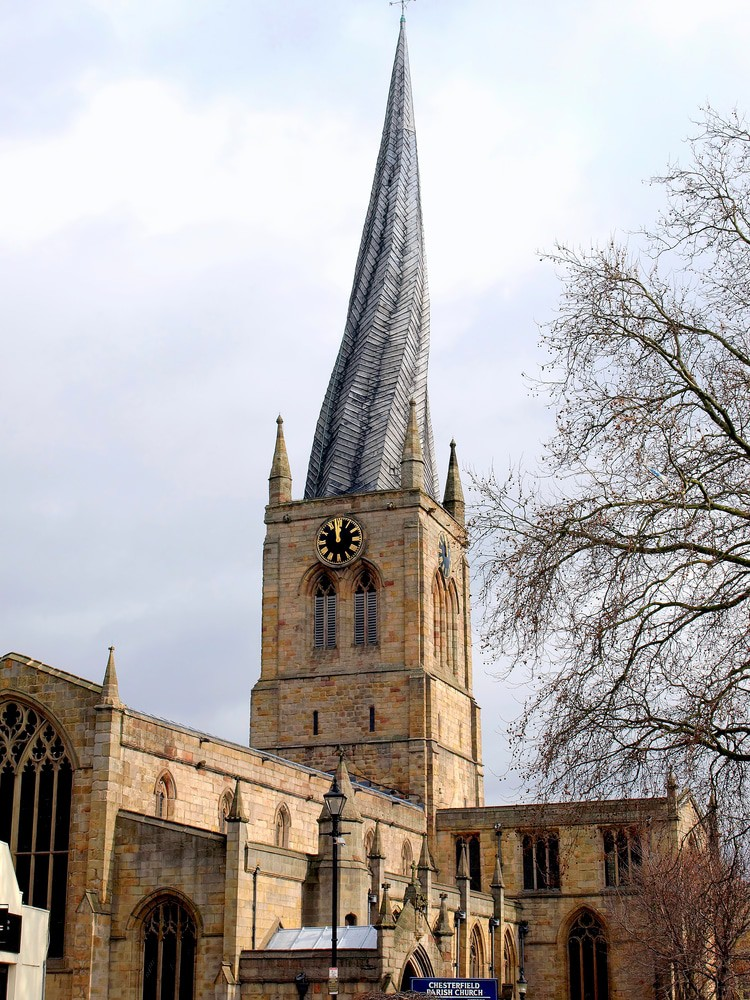 Chesterfield Parish Church