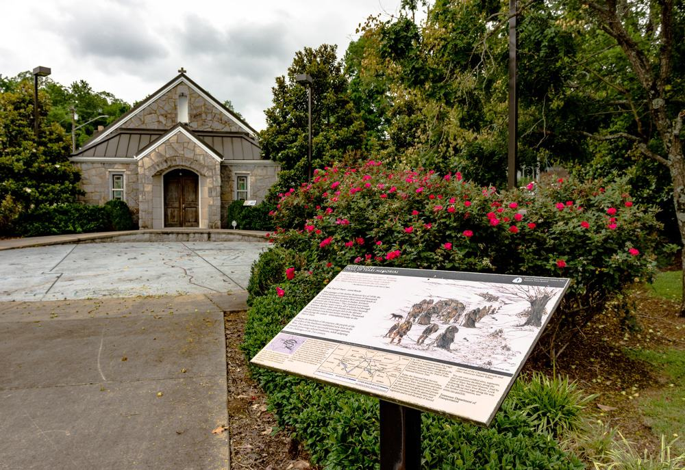 Trail of Tears Memorial and Museum