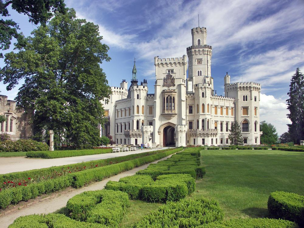 Hluboká Castle, Czech Republic