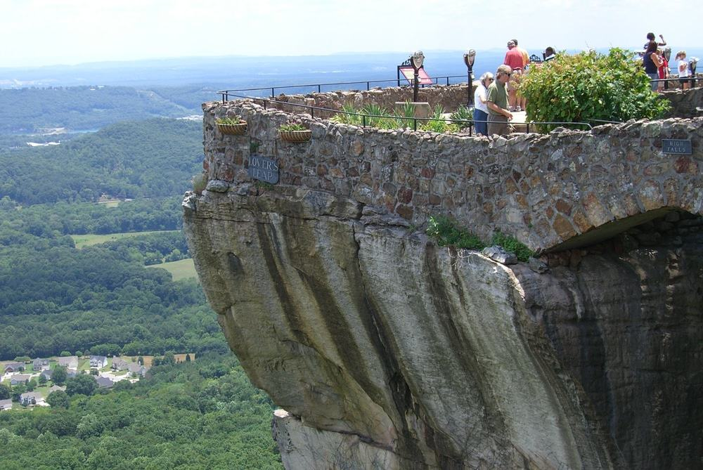 Lookout Mountain, Rock City, Georgia