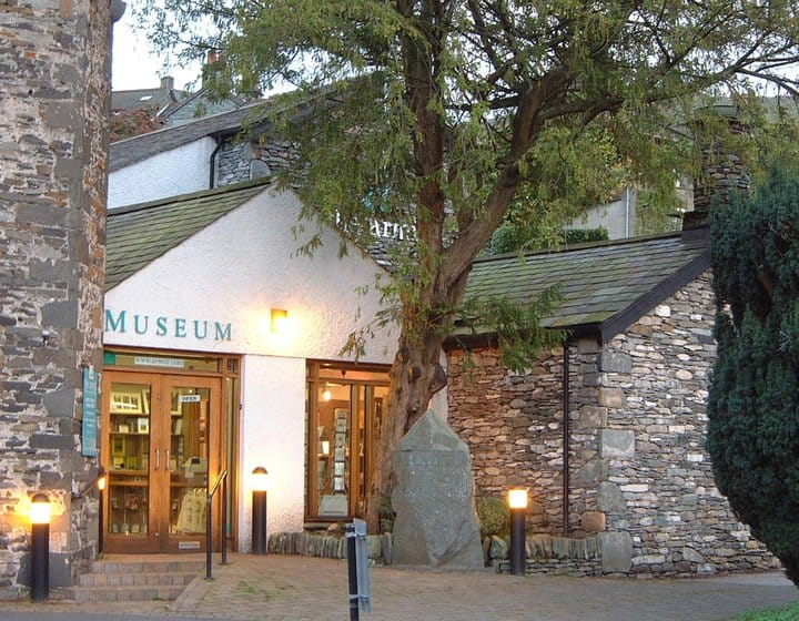 Armitt Museum And Library