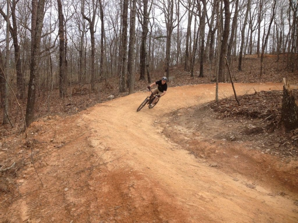 Coldwater Mountain Bike Trail