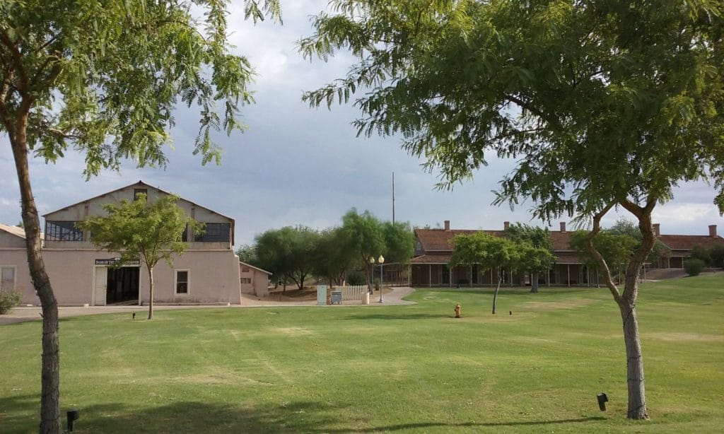 Colorado River State Historic Park