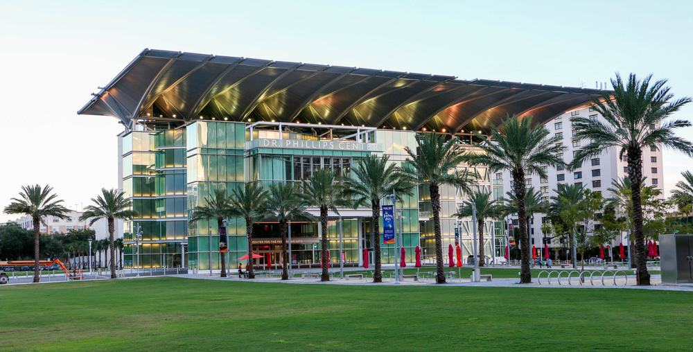 Dr Phillips Center, Orlando