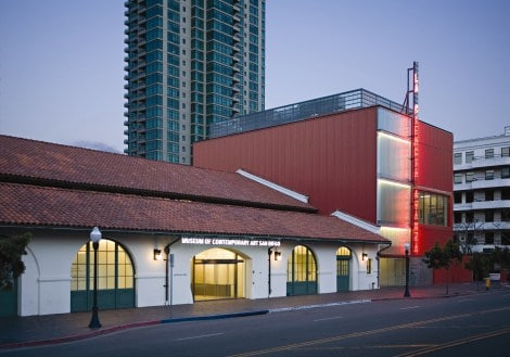 Museum Of Contemporary Art, San Diego