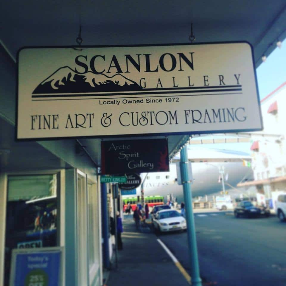 Scanlon Gallery, Ketchikan