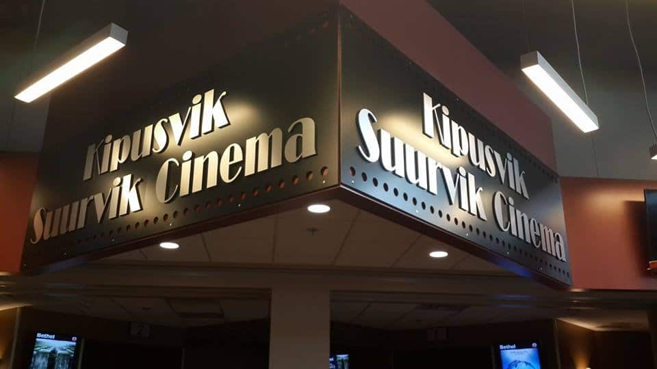 Suurvik Cinema At Kipusvik