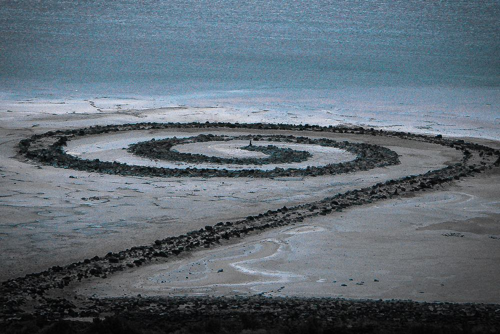 The Spiral Jetty, Corinne
