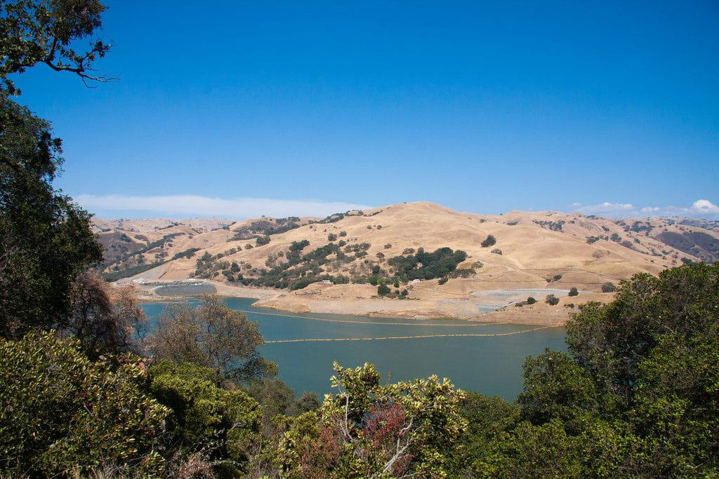 Calaveras Reservoir, California
