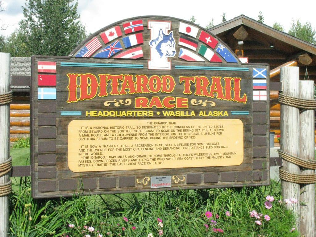 Iditarod Headquarters