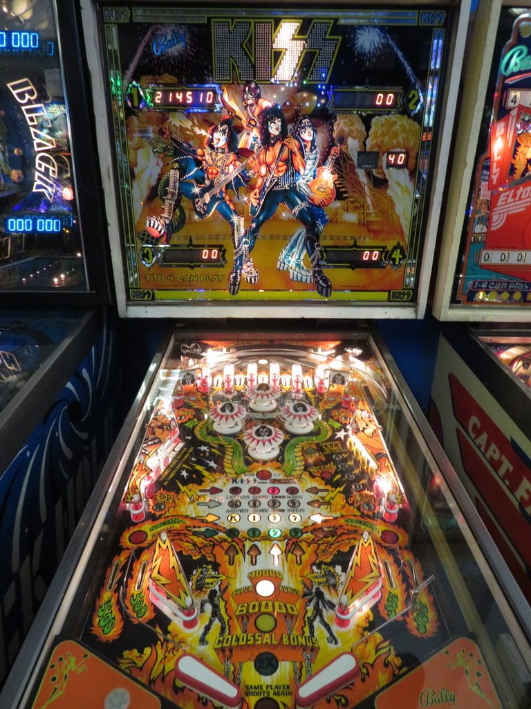 Pinball Museum, Seattle