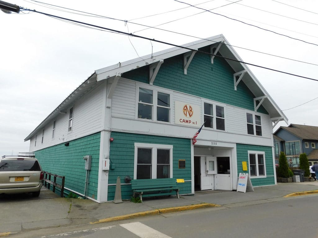 Alaska Native Brotherhood Hall
