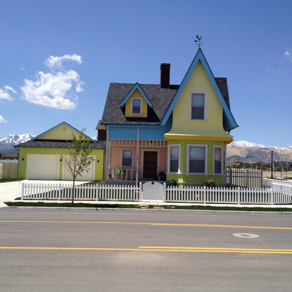 Up House, Herriman