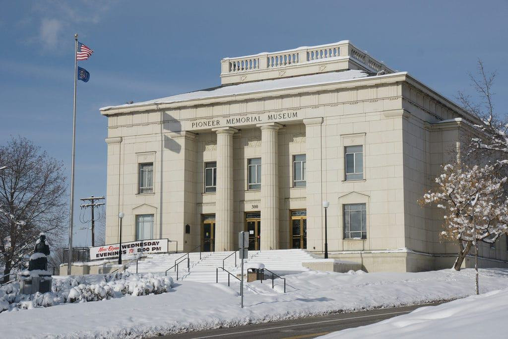 The Pioneer Memorial Museum, Salt Lake City