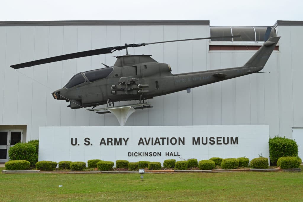 Army Aviation Museum, Fort Rucker