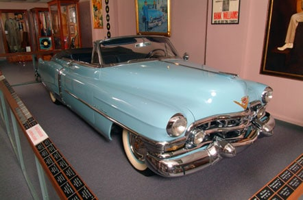 Hank Williams' Death Car, Montgomery