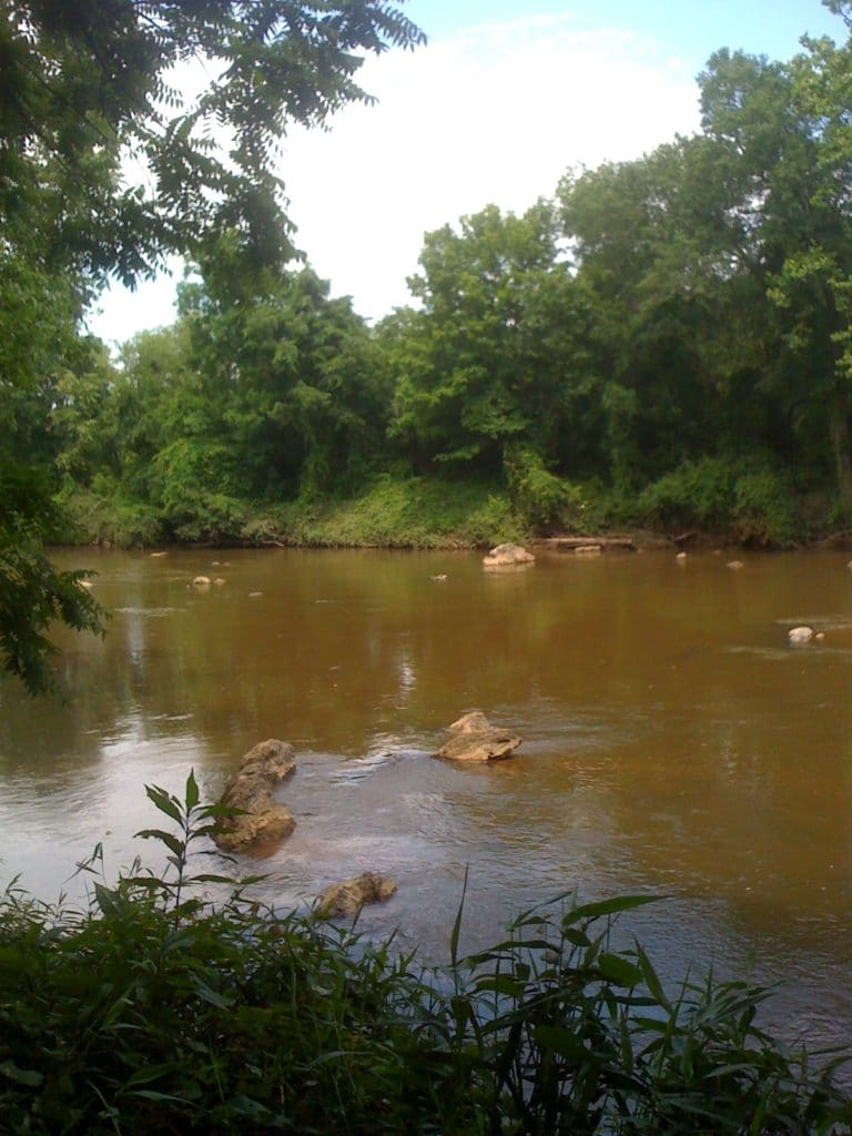 Haw River State Park
